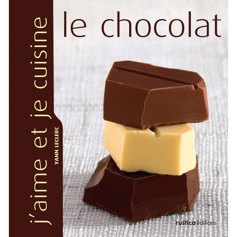 J'aime et je cuisine le chocolat
