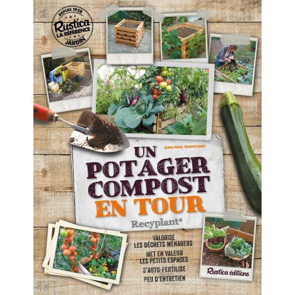 Un potager compost en tour : Recyplant