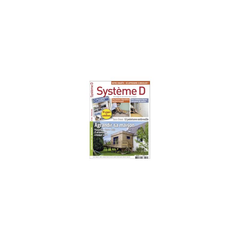 Système D n°841 - Février 2016