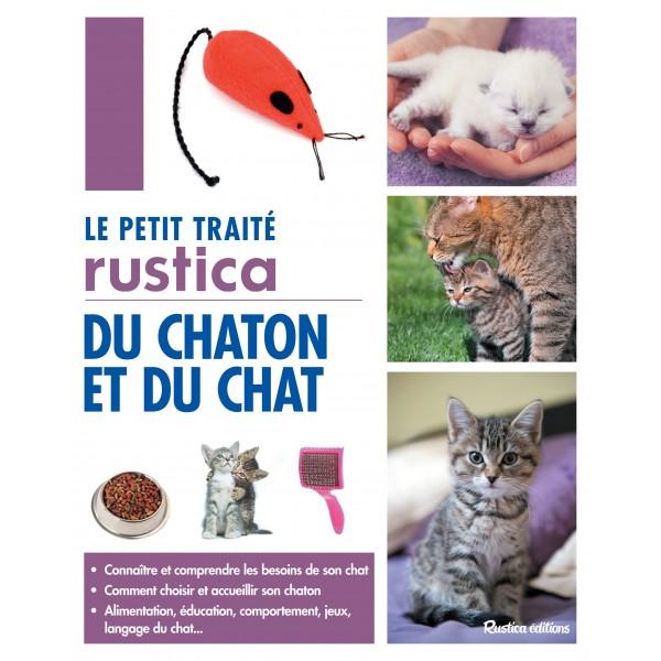 Le petit traité Rustica du chaton et du chat