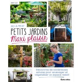 De 1 à 99 m2 : petits jardins