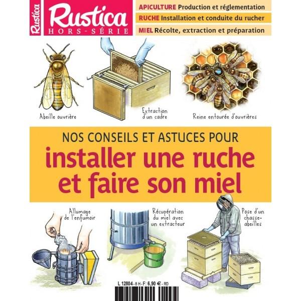 HORS-SERIE RUSTICA - Spécial apiculture