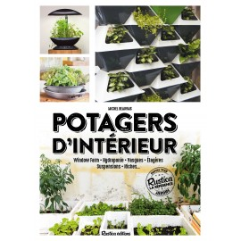 Potagers d'intérieur : window farm