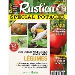 RUSTICA - NUMERO SPECIAL Potager - Mai 2017