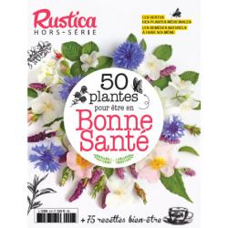 HORS SERIE RUSTICA 50 plantes pour être en bonne santé