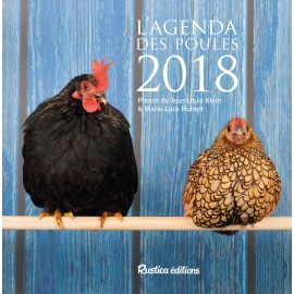 L'agenda des poules 2018