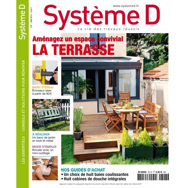 Système D n°797 (Juin 2012)