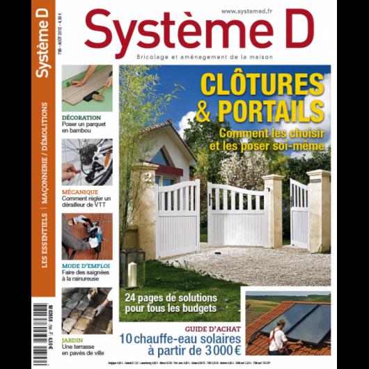 Système D n°799 (août 2012)