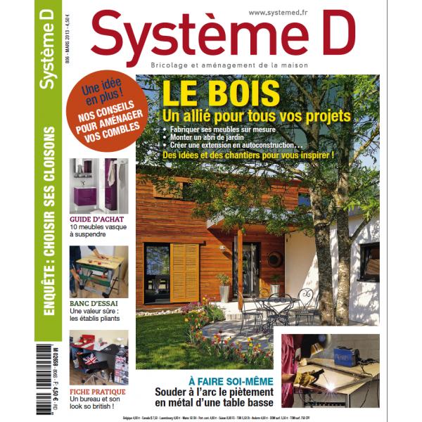 Système D n°806 (Mars 2013)