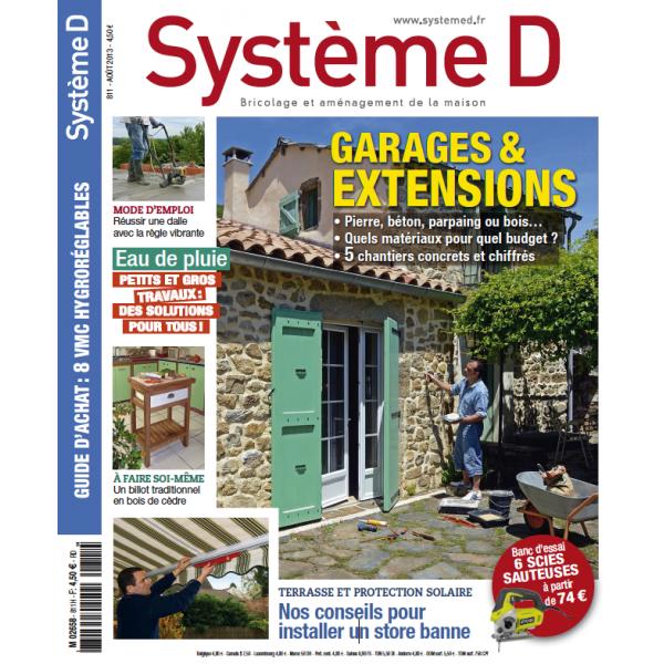 Système D n°811 (Août 2013)