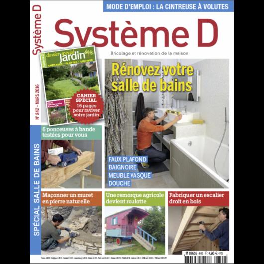 Système D n°842 (Mars 2016)