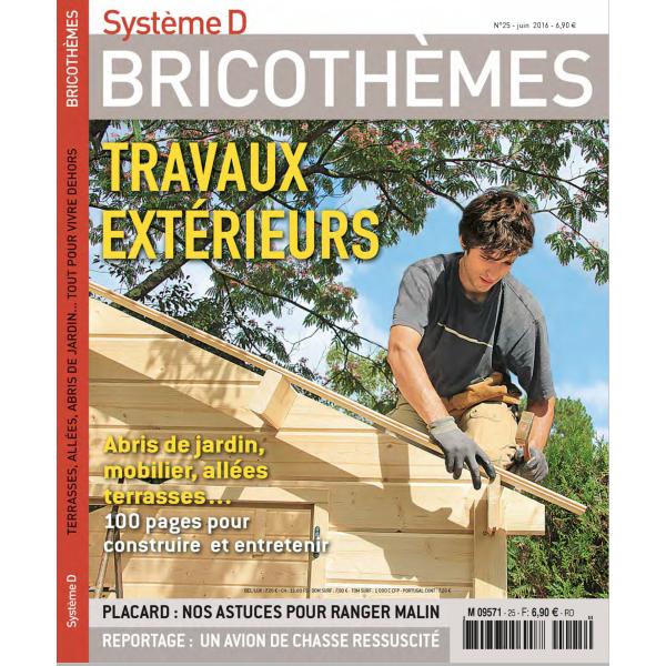 Bricothèmes n°25 (Juin 2016)