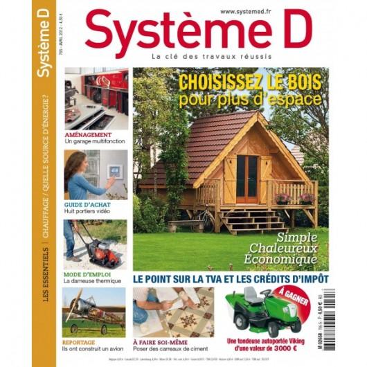 Système D n°795 (Avril 2012)