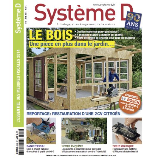 Système D n°819 (Avril 2014)