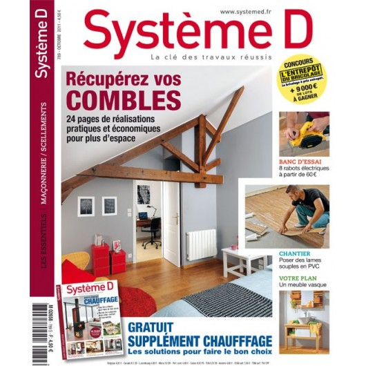 Système D n°789 (Octobre 2011)