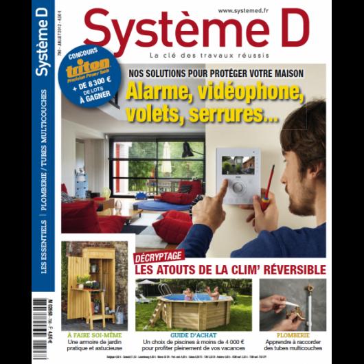 Système D n°798 (Juillet 2012)