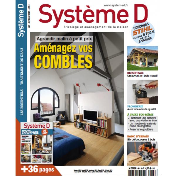 Système D n°801 (Octobre 2012)