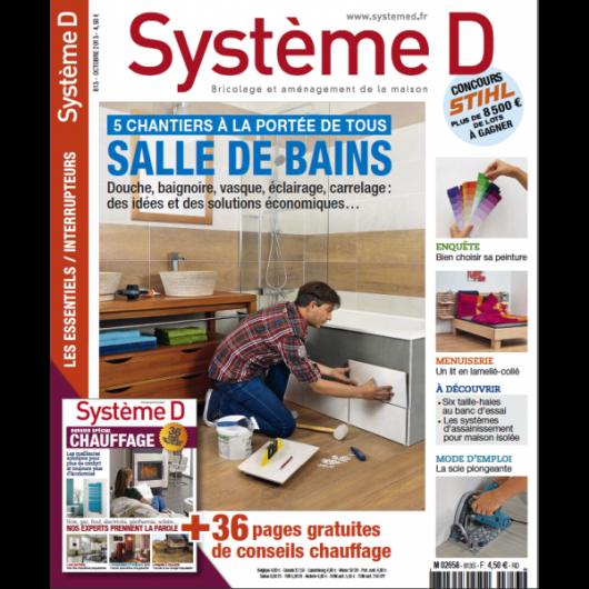 Système D n°813 (Octobre 2013)