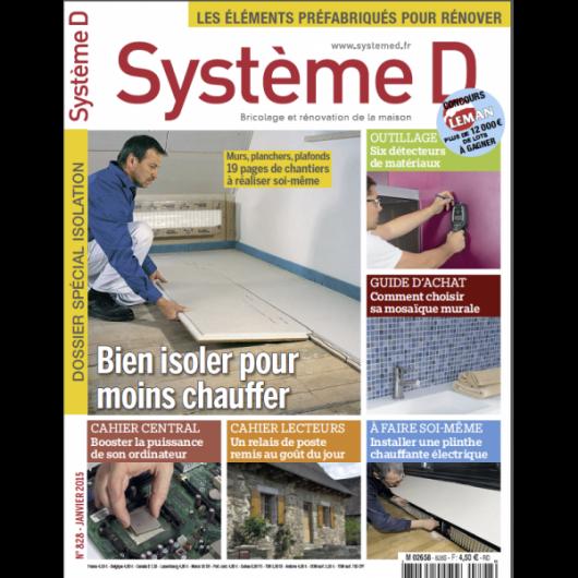 Système D n°828 (Janvier 2015)