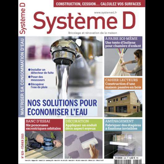 Système D n°829 (Février 2015)