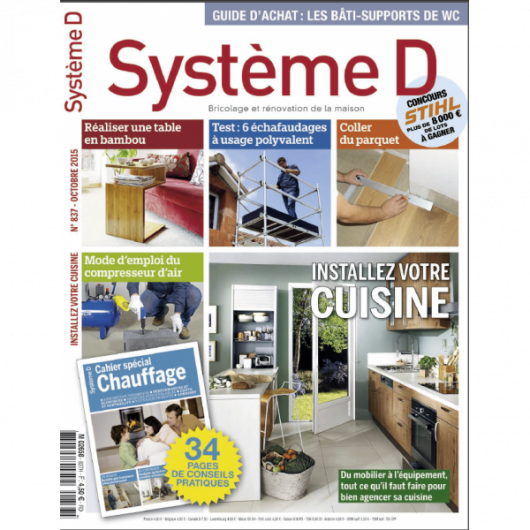 Système D n°837 (Octobre 2015)