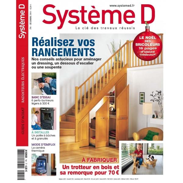Système D n°791 (Décembre 2011)