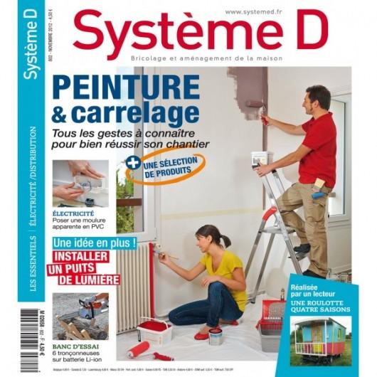 Système D n°802 (novembre 2012)