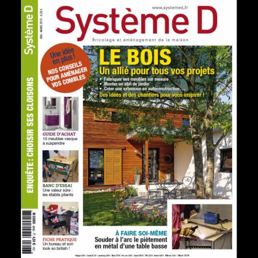 Système D n°803 (Décembre 2012)