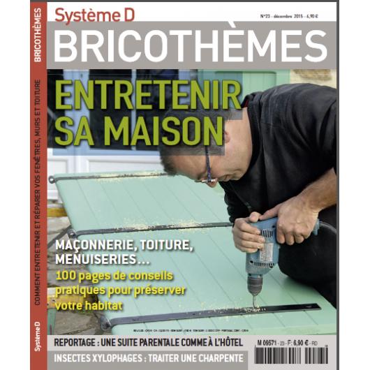 Bricothèmes n°23 (Décembre 2015)