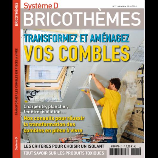Bricothèmes n°27 (Décembre 2016)