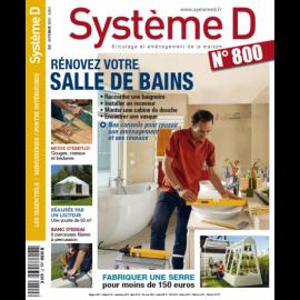 Système D n°800 (septembre 2012)
