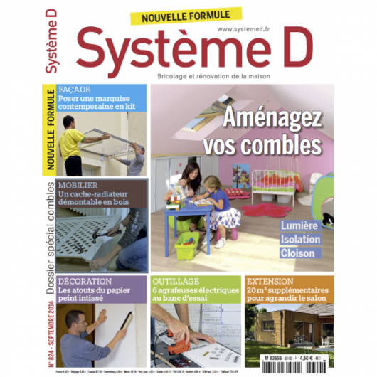 Système D n°824 (Septembre 2014)