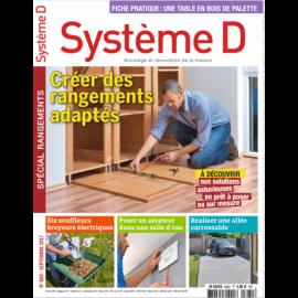 Système D n°860 (Septembre 2017)