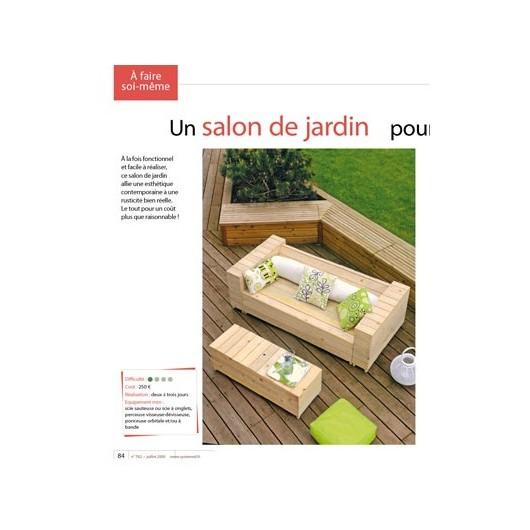 Un salon de jardin pour moins de 250 euros - Salon de jardin 200 euros ...