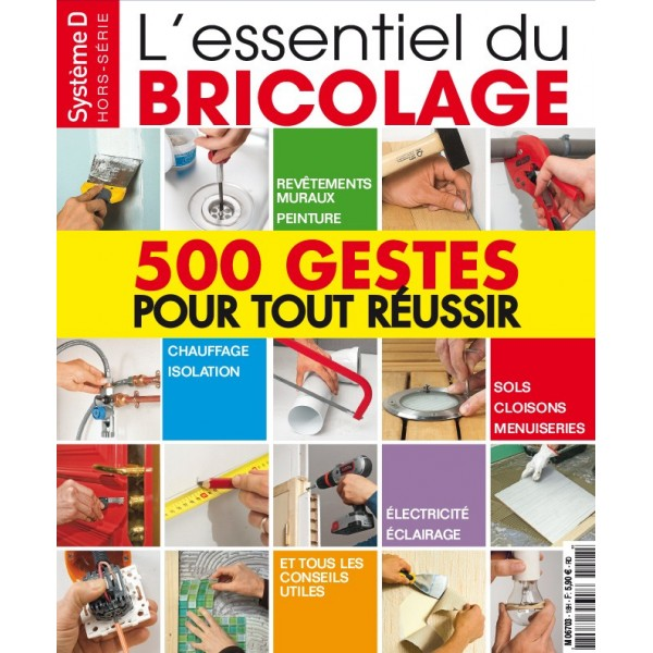 magazine de bricolage trendy systme d with magazine de bricolage latest magazine de bricolage. Black Bedroom Furniture Sets. Home Design Ideas