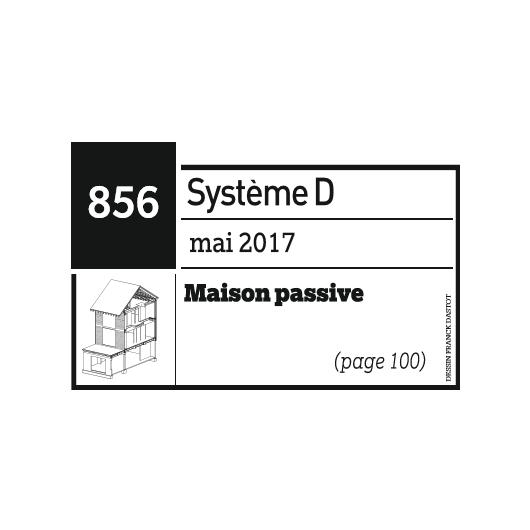 Maison passive - Plan téléchargeable au format PDF