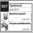 Roulotte à parole + Pergola multifonction - Plan téléchargeable au format PDF