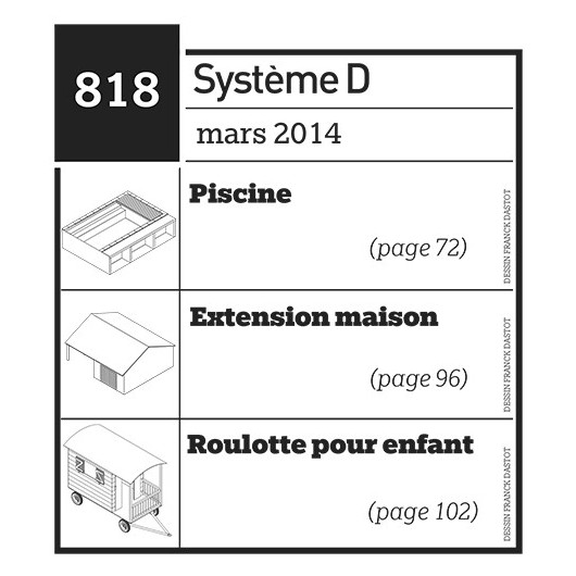 Piscine extension maison roulotte pour enfant plan for Plan de maison pour enfant