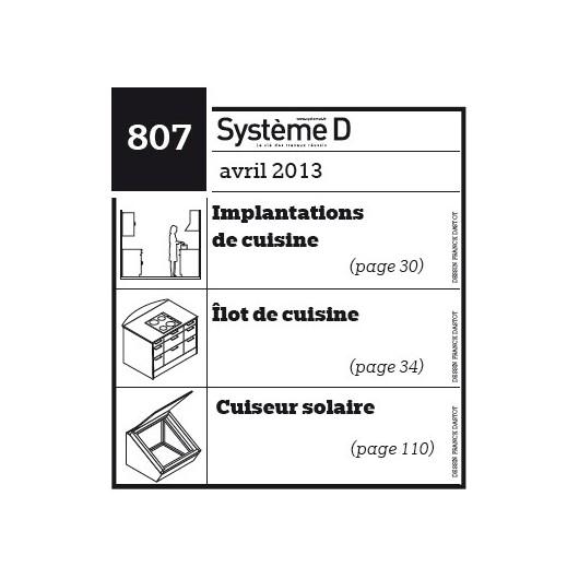 implantations en cuisine ilot de cuisine cuiseur solaire plan t l chargeable au format pdf. Black Bedroom Furniture Sets. Home Design Ideas