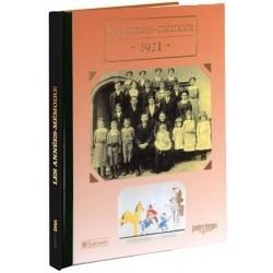Collection Livres Années Mémoire - 1921