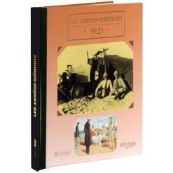 Collection Livres Années Mémoire - 1923