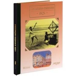 Collection Livres Années Mémoire - 1926
