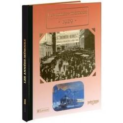 Collection Livres Années Mémoire - 1929