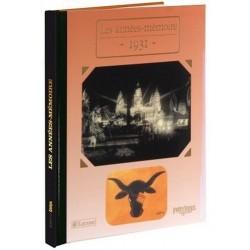 Collection Livres Années Mémoire - 1931