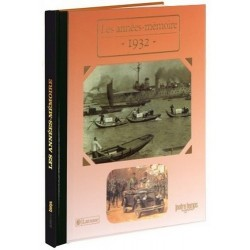 Collection Livres Années Mémoire - 1932