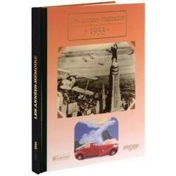 Collection Livres Années Mémoire - 1933
