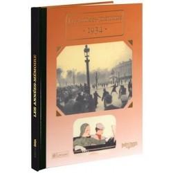 Collection Livres Années Mémoire - 1934