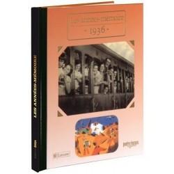 Collection Livres Années Mémoire - 1936