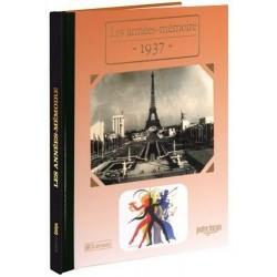 Collection Livres Années Mémoire - 1937