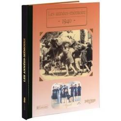 Collection Livres Années Mémoire - 1940